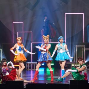 『美少女戦士セーラームーン』パフォーマンスショーにフランス・パリも熱狂!2019年アメリカ進出が決定!