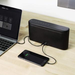 AUKEYのモバイルバッテリー機能付きBluetoothスピーカーがセール中 クーポンコード使用で57%OFFの3699円に