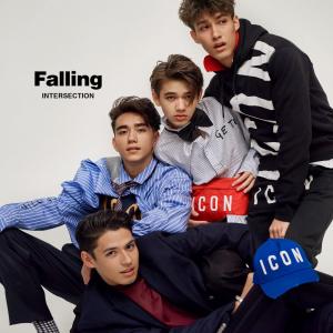 日米ハーフのボーイズグループ・INTERSECTIONがセカンドシングル『Falling』をリリース! MVも公開