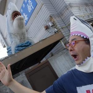 """トークイベント『サメらを止めるな!』開催 """"サメンテーター""""中野ダンキチ氏に改めて聞く「なんでサメにハマったんですか?」"""