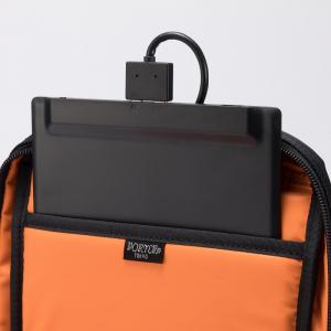 吉田カバンとソフトバンク コマース&サービスがコラボ 薄型バッテリー内蔵のリュックとショルダーバッグを12月20日に発売へ