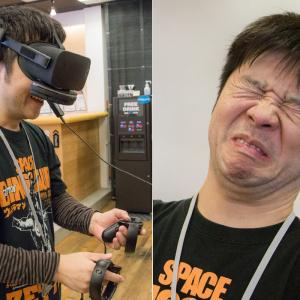 """ゾンビを嗅いだらクサかった! VR匂いデバイス『VAQSO VR』で""""ゾンビ臭""""がするゲームが実現するかもしれない[ホラー通信]"""