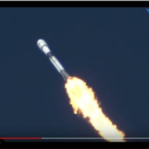 ファルコン9が再利用ロケット3回目の打ち上げ&回収に成功 劇的なコストダウンへの道を開く