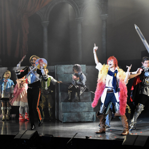 ナレク様カッコイイ~! 舞台『ダメプリ』は再現度完璧な目の前に存在するダメ王子たちを愛でられる![動画レポ]