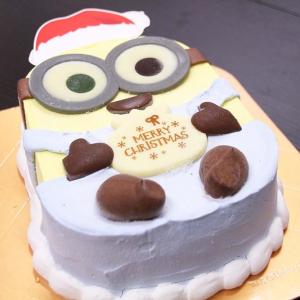 """再現度がすごい! サーティワンのアイスケーキ『メリークリスマス""""ミニオン""""』を食べてみた"""