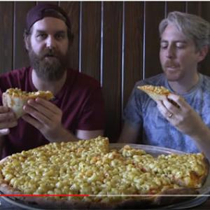 「炭水化物+炭水化物」の違和感は米食文化以外でも 「ピザ+マカロニ」にイタリア人が激怒?