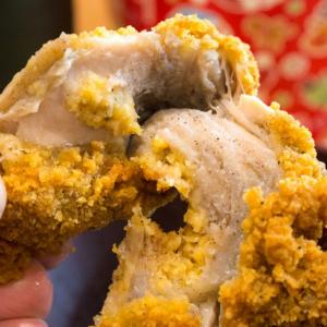 クリスマスチキンを購入する穴場はココだ! 『くら寿司』の期間限定チキンが絶品すぎる