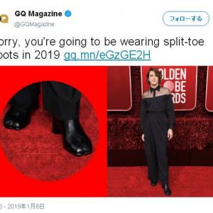 """日本の足袋にインスパイアされた""""足袋ブーツ(Split Toe Boots)""""が今年のトレンド?"""