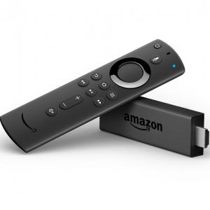 Amazonが『Fire TV Stick』にAlexa対応音声認識リモコンを付属したモデルを発売 期間限定でリモコン単体の半額セールも開始
