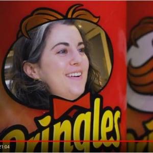 『プリングルズ』を手作り!? 試行錯誤の過程を動画で公開