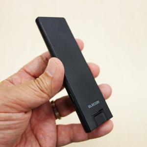 体積比約7割減! エレコムが超薄型の無線LAN中継器を2月中旬発売へ