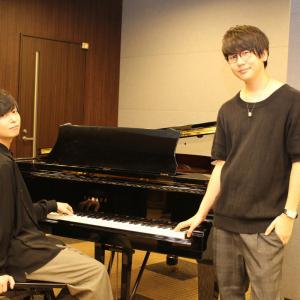 斉藤壮馬「花江夏樹の表現はキレイな生々しさ」2人が最近体験した感動エピソードも! TVアニメ『ピアノの森』インタビュー