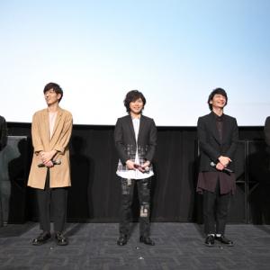 福山潤「やっと出てましたと言えました」映画『コードギアス 復活のルルーシュ』公開初日舞台挨拶レポート
