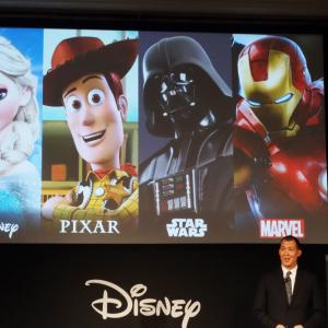 月額700円でディズニー&ピクサー&スター・ウォーズ&マーベル作品が見放題の『Disney DELUXE』 ディズニーとドコモが3月26日にサービス開始へ