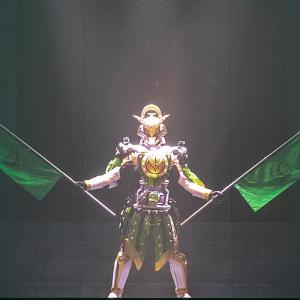 仮面ライダーの新たなステージ開幕!舞台『仮面ライダー斬月』-鎧武外伝- ライブならではの生々しいアクションにこだわり