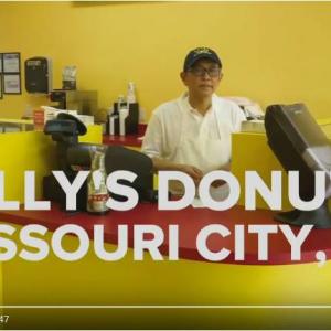 親孝行な息子のたった一言のツイートで救われたアメリカのドーナツ屋さん