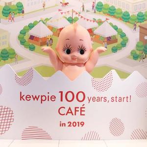 キユーピー創業100周年! サラダとたまごを楽しむ期間限定カフェに行ってみた