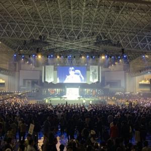 劇場版『光のお父さん』サプライズ発表!出演は坂口健太郎・吉田鋼太郎!『FINAL FANTASY FAN FESTIVAL 2019 TOKYO』レポート2日目