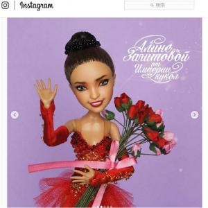 この人形のモデルは誰? あなたならこの人形の完成度に何点つけますか?