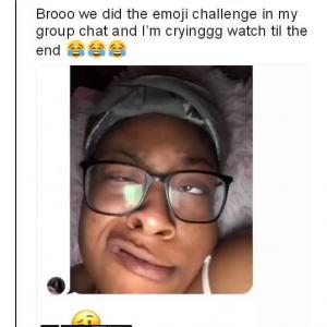 """是非モノマネ芸人さんにやっていただきたい! 絵文字になりきる""""絵文字チャレンジ(Emoji Challenge)"""""""