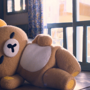 リラックマが着ぐるみを脱ぐ決定的瞬間も!コマ撮りアニメ『リラックマとカオルさん』新たな本編映像解禁