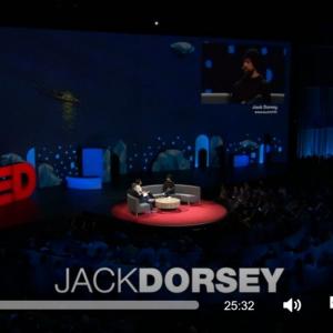 「『Twitter』を最初からやり直せるならいいねボタンなどつけない」 創業者のジャック・ドーシーがTEDで語る