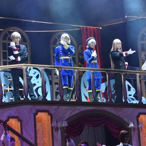 橋本祥平・阪本奨悟の双子王子も登場『王室教師ハイネ -THE MUSICAL Ⅱ-』は総勢32名のキャスト陣でロイヤル感アップ![動画レポ]