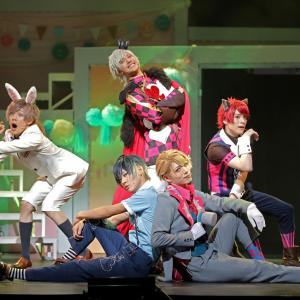 [エーステ]MANKAI STAGE『A3!』初の春組単独公演は『不思議の国の青年アリス』『ぜんまい仕掛けのココロ』を展開