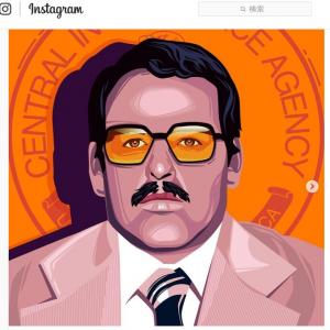 CIA(米中央情報局)の『Instagram』公式アカウント ちょっとした謎解きゲームみたい