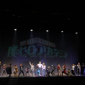 [動画]舞台『僕のヒーローアカデミア』はまさかの魂震えるロックミュージカル!この融合は新たなエンターテイメントステージの幕開けだ!