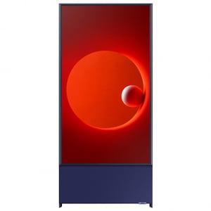 サムスン電子がミレニアル世代向けに縦型テレビ『Sero』を発表
