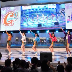 [動画]『ファントミ』OPを歌うガールズ×戦士スペシャルグループ「Girls2(ガールズガールズ)」誕生!8名勢揃いのお披露目イベントレポ