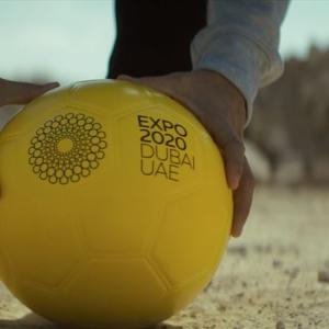 『2020年ドバイ国際博覧会』のプロモーション動画が公開 メッシのボールが世界をつなぐ