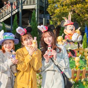 """""""うさピヨ""""と遊んで最後はビールでカンパーイ! 東京ディズニーシー『ディズニー・イースター』:写真レポート"""