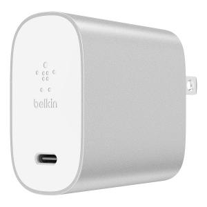 ベルキンがPower Delivery対応の急速充電器2機種とUSB-C to ライトニングケーブルを発売