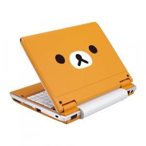 『リラックマ』のノートPC登場!バンダイナムコゲームスが受注開始