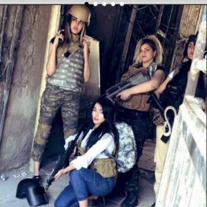 政府の『PUBG』禁止に大胆不敵なコスプレで抵抗するイラク人女性 夫に『PUBG』を禁止されて離婚を願い出るUAE人女性も