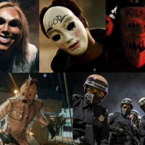 """映画『パージ』シリーズの象徴""""恐怖のマスク""""を振り返る 新作のマスク画像も解禁[ホラー通信]"""