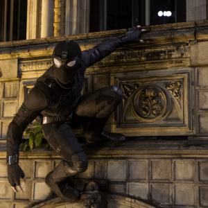 『スパイダーマン:ファー・フロム・ホーム』――黒いステルス・スーツが大活躍の予感!