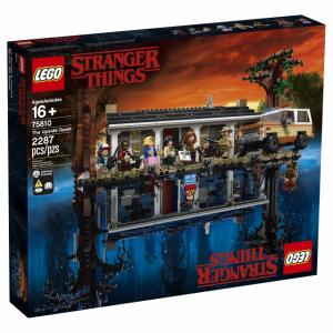 『ストレンジャー・シングス 未知の世界』とコラボした『LEGO Stranger Things:The Upside Down』が発売