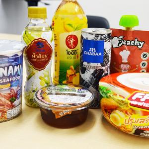 タイのヤバそうなお土産品評会を開催! バンコクで現地調達した7品を食べ比べ(動画あり)