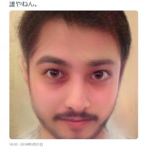 「誰やねん」 橋本環奈さんがアプリで男性に変身した画像がイケメンだと話題に