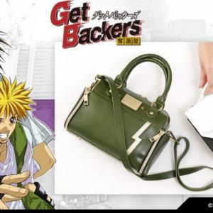 連載20周年『GetBackers-奪還屋-』蛮と銀次モデルのバッグ&リング登場!身につければいい悪夢(ユメ)見せられるかも