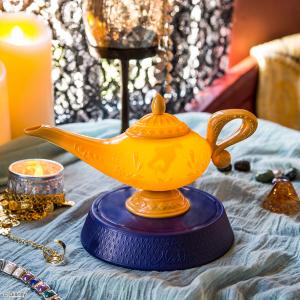 """""""魔法のランプ""""ライトや""""魔法の絨毯""""ラグで『アラジン』気分!『一番くじ〈Disney Aladdin〉~ディズニープリンセス~』"""
