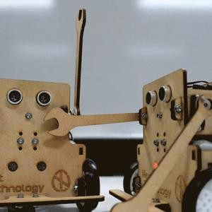 知育に最適!? 高専ロボコン強豪校発ベンチャーのプログラミングキット『Fab-Robo』がクラウドファンディング