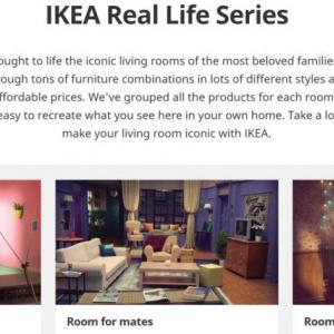 IKEAが自前の家具だけで『ストレンジャー・シングス』の部屋とか再現しちゃったよ