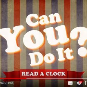 アナログ時計が読めない若者が多いという話はどうやら本当のようです