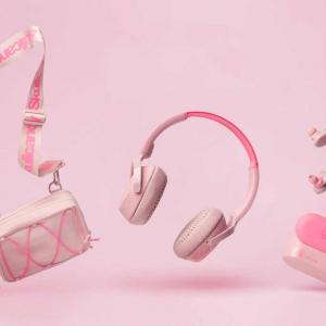 """Skullcandyの月替わりカラー""""12 MOODS"""" 6月は""""ピンク""""の完全ワイヤレスイヤホンとヘッドホンを発売"""