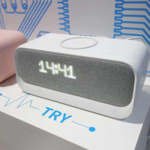 目覚まし時計+スピーカー+ワイヤレス充電器や賢くなったロボット掃除機など アンカー・ジャパンが発表した新製品まとめ