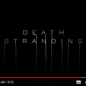 謎多き『DEATH STRANDING』 「ソーシャル・ストランド・システム」と「ストランド・ゲーム」に戸惑う人多数